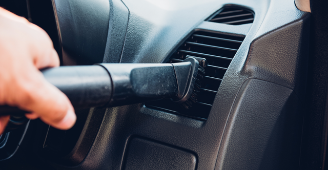 Dust Buster: Cleaning Those A/C Vents