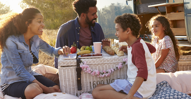 Time To Update The Old-Fashioned Picnic Basket?