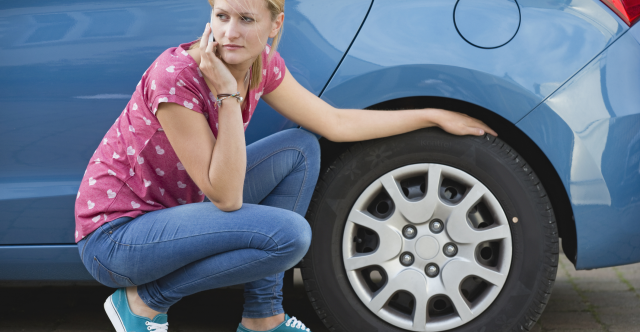 Are Your Tires Ready For Those Hot Roads?
